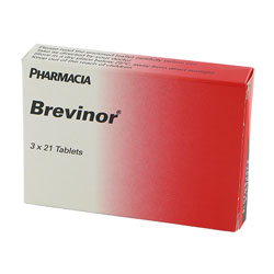 Brevinor packung
