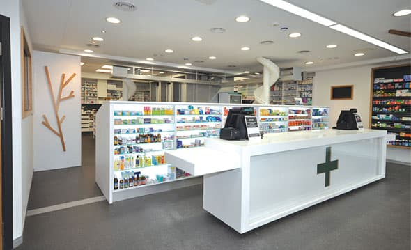 Pharmacy Shop