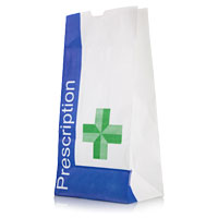 Sevikar prescription treatment bag